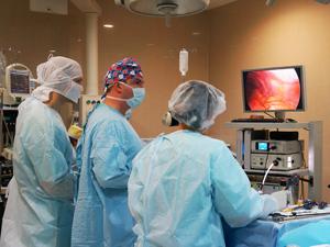 лапароскопические операции