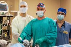 Совершить невозможное ради спасения человеческой жизни — в LISOD провели операцию исключительной сложности